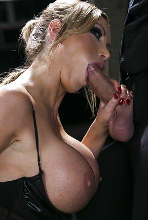 Big Tits Blowjob Pictures