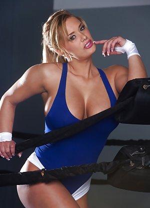 Big Tits Sport Pictures
