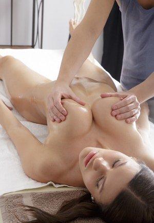 Big Tits Massage Pictures